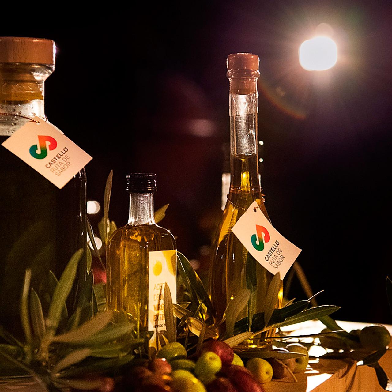 Castelló ruta de sabor, aceite de oliva