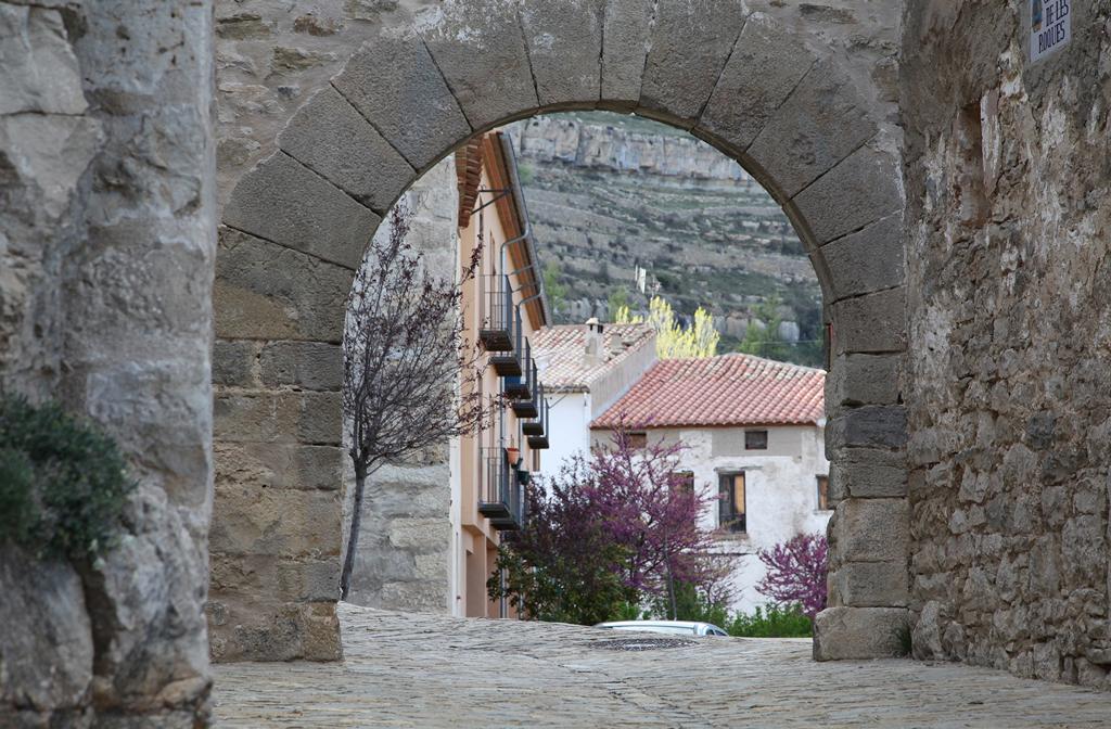 Casco histórico - Ares