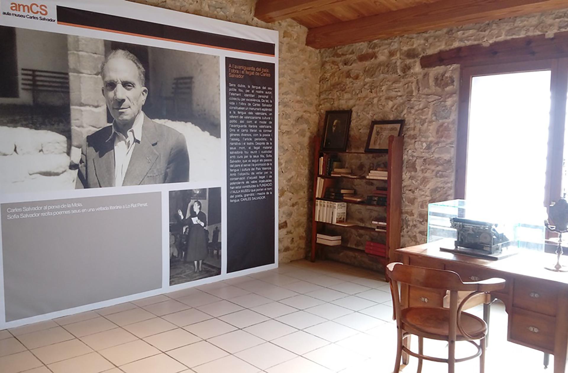 Aula Museu Carles Salvador - Benassal