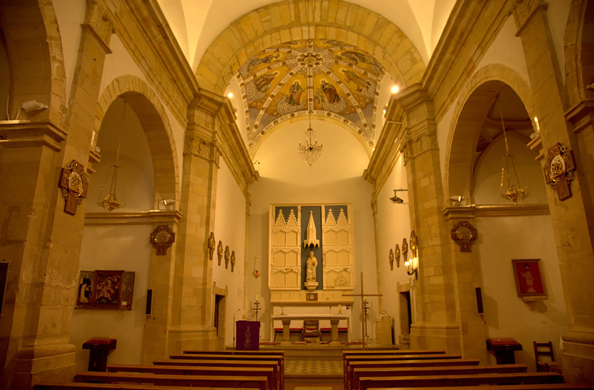 Iglesia Parroquial de El Salvador - Culla