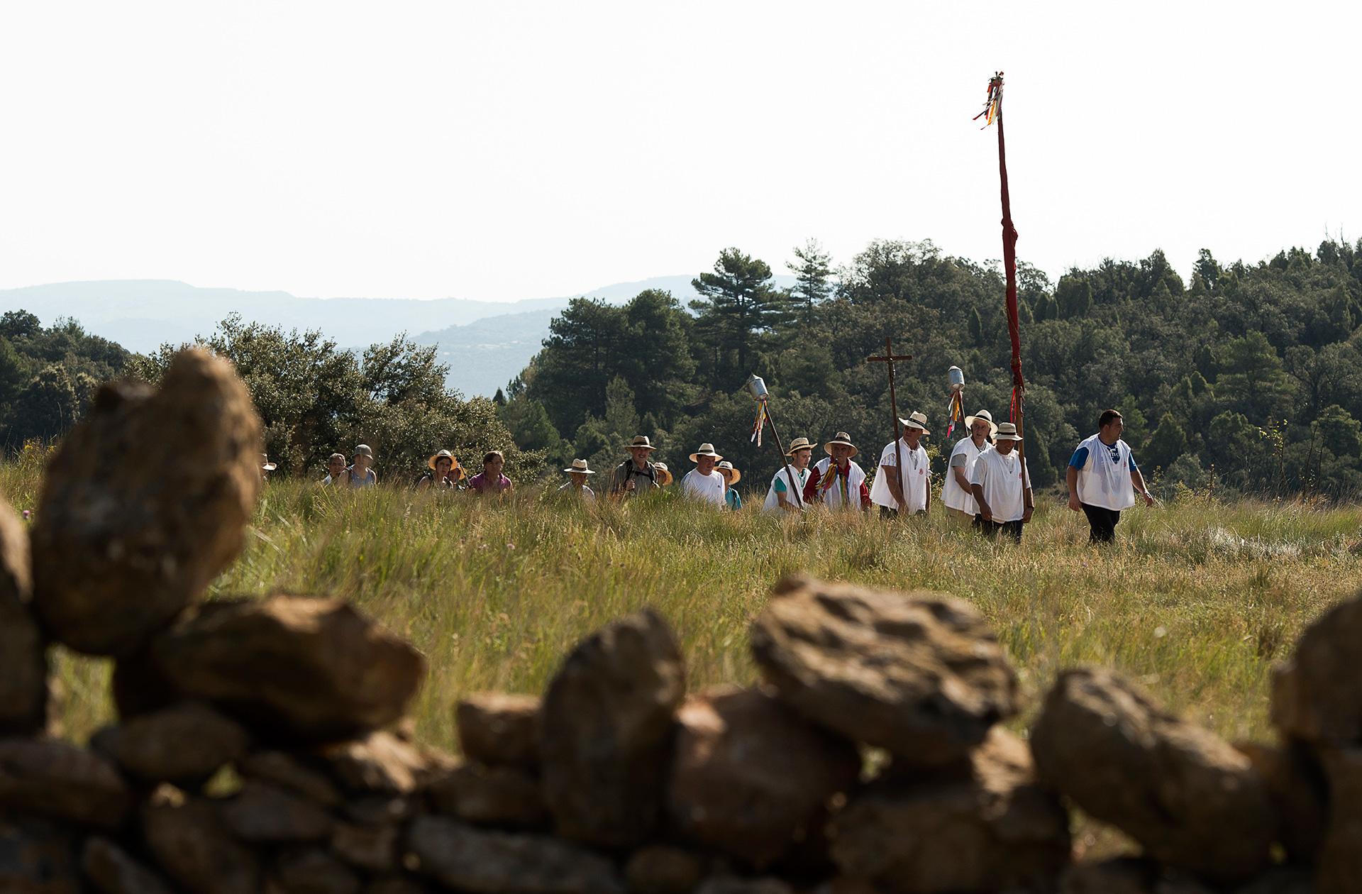Rogativa a Sant Joan de Penyagolosa - Culla