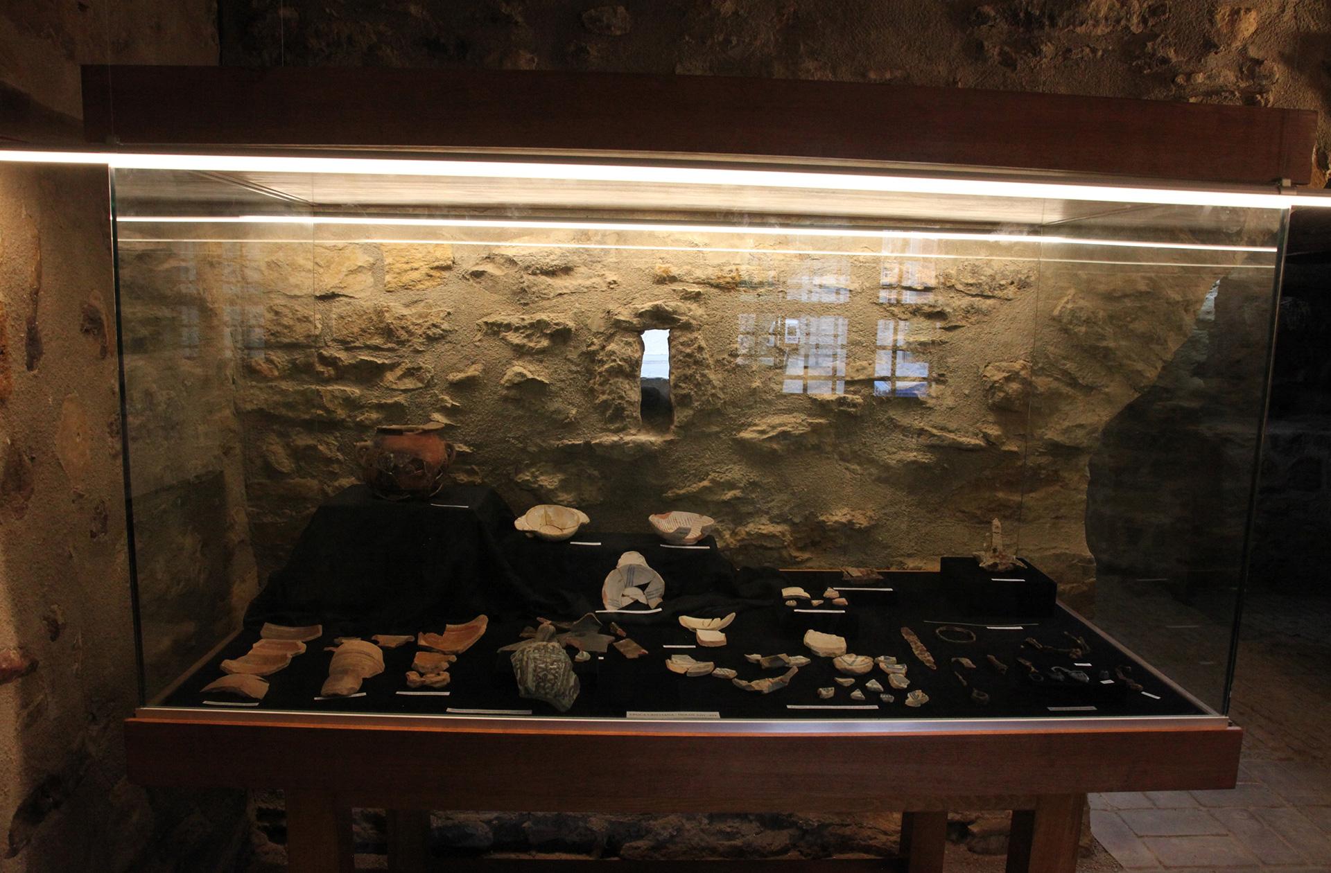 Museo arqueológico del alt maestrat en Benassal