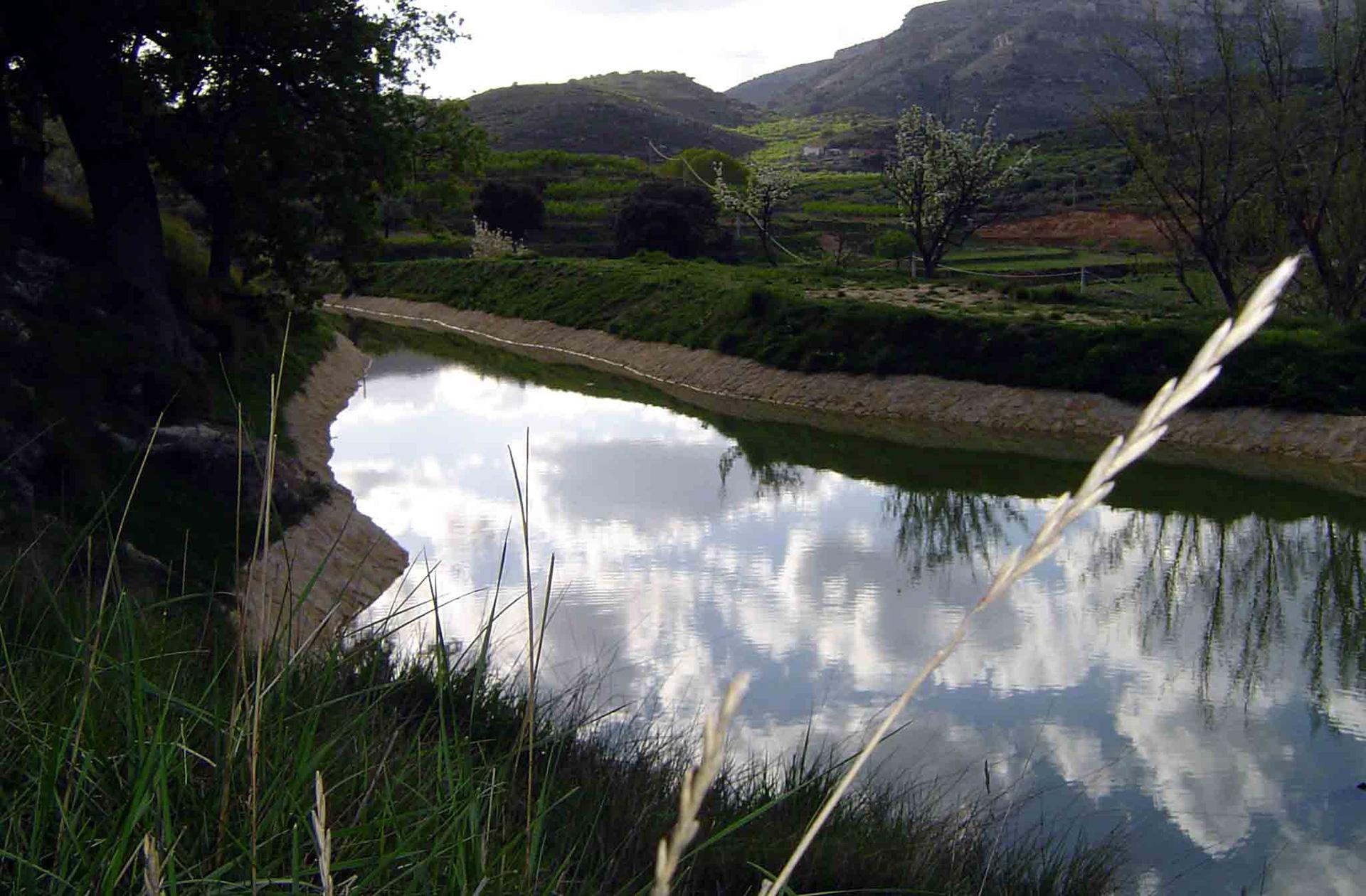 Turismo de naturaleza Paraje Natural Municipal del rio Molinell