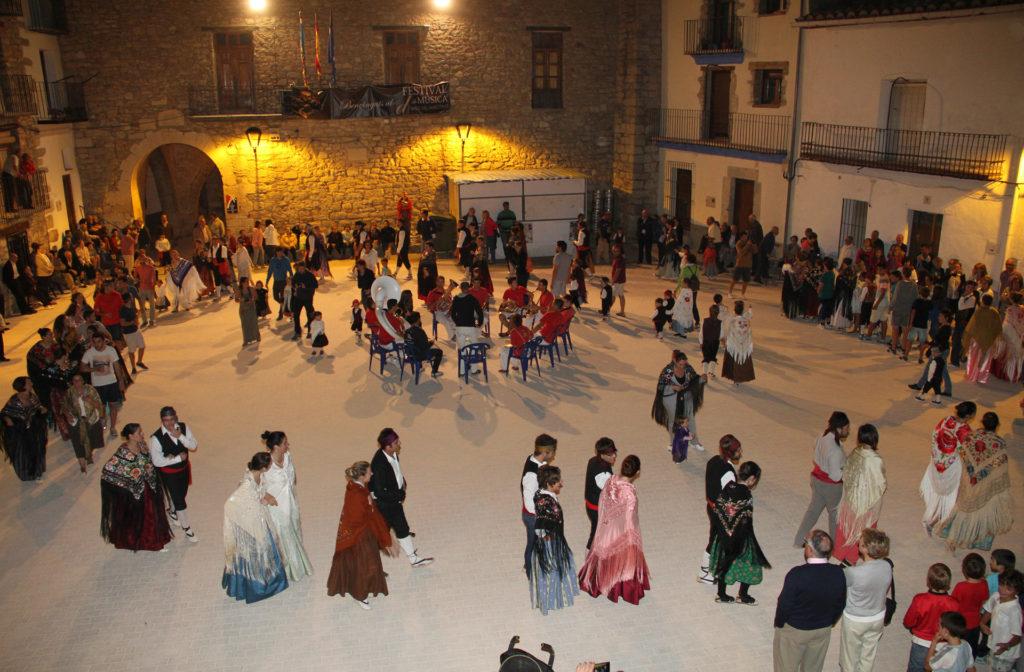 Folclore Alt Maestrat baile tradición ball pla