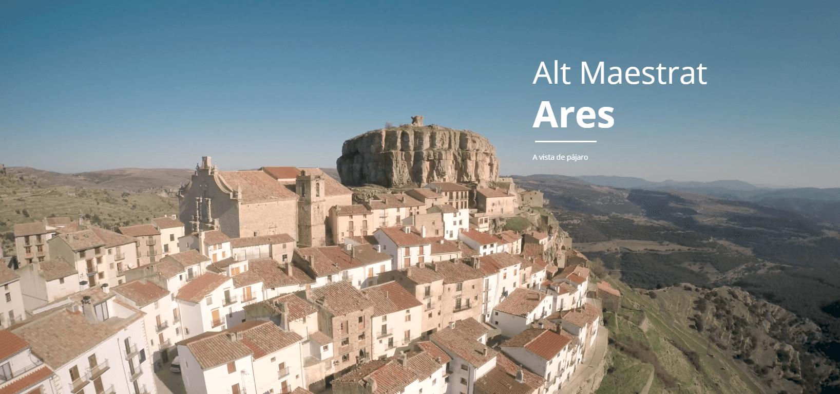Ares del maestrat turismo en el interior de castell n for Turismo interior castellon