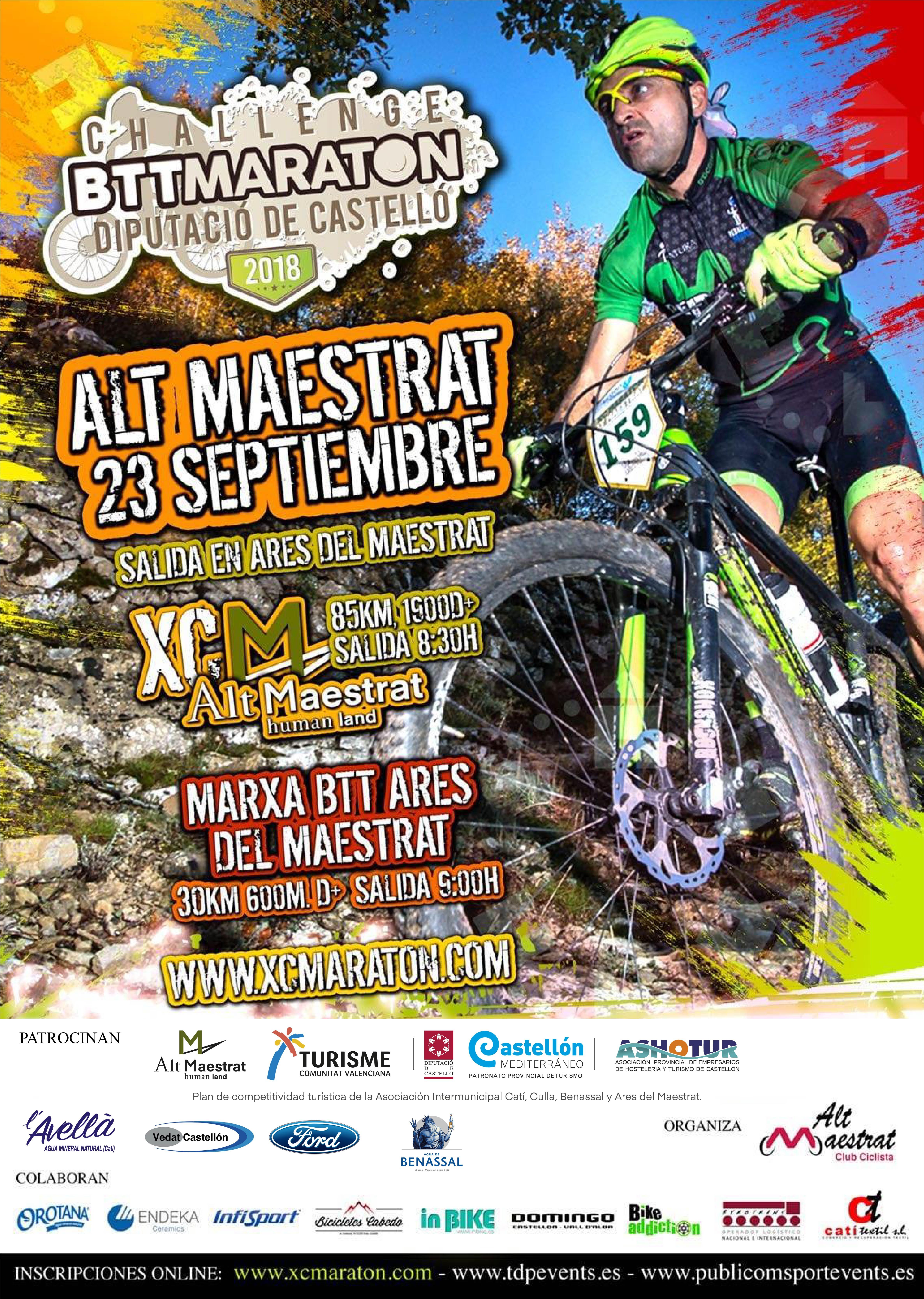 II XC Maratón Alt Maestrat