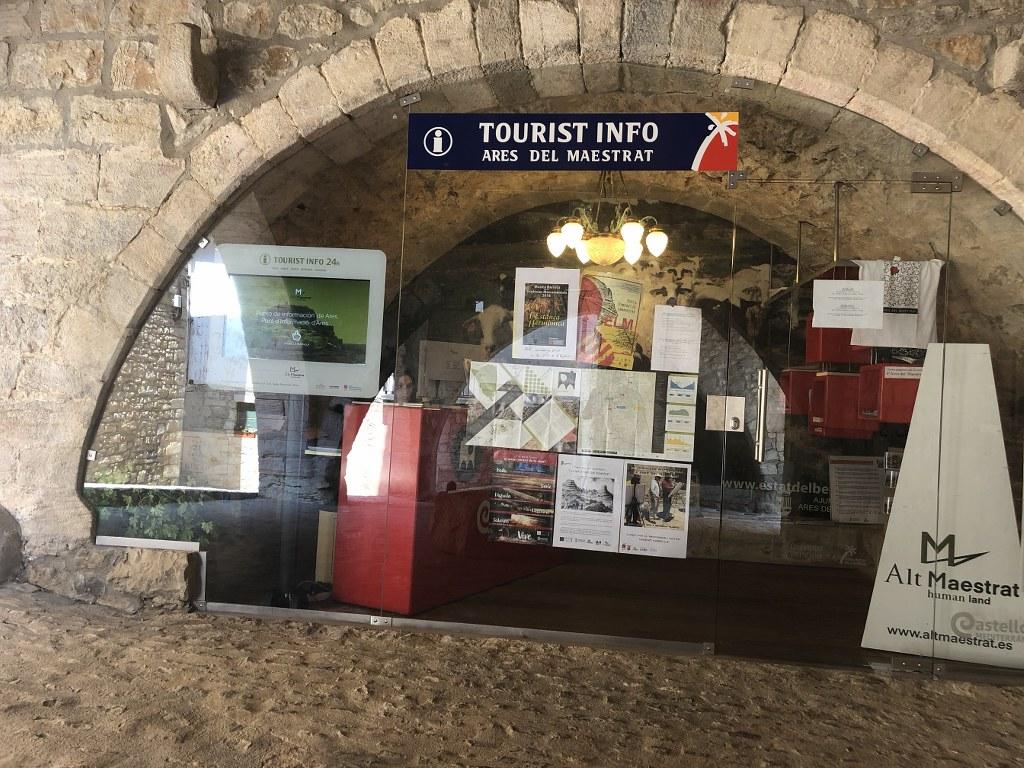 Las oficinas de turismo 24 horas