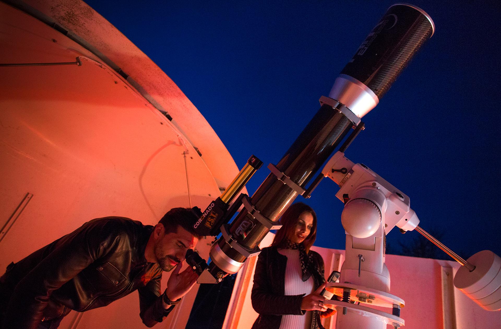 Alt Maestrat Human Land impulsa la web del centro de Astroturismo de Culla