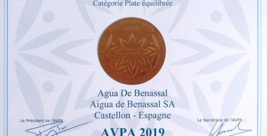 Nuevo premio para el Agua de Benassal