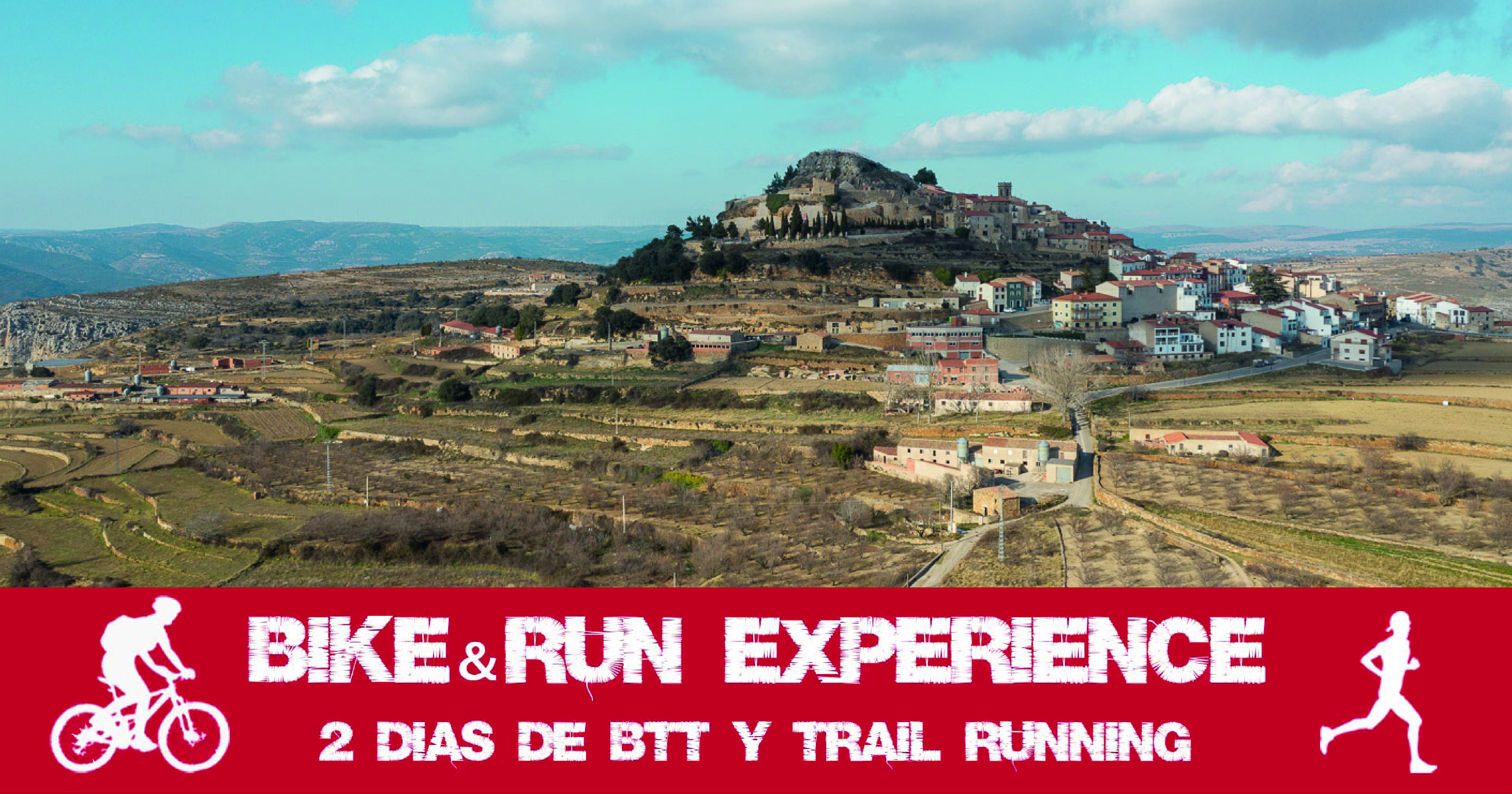 Bike&Run Experience en el territorio templario