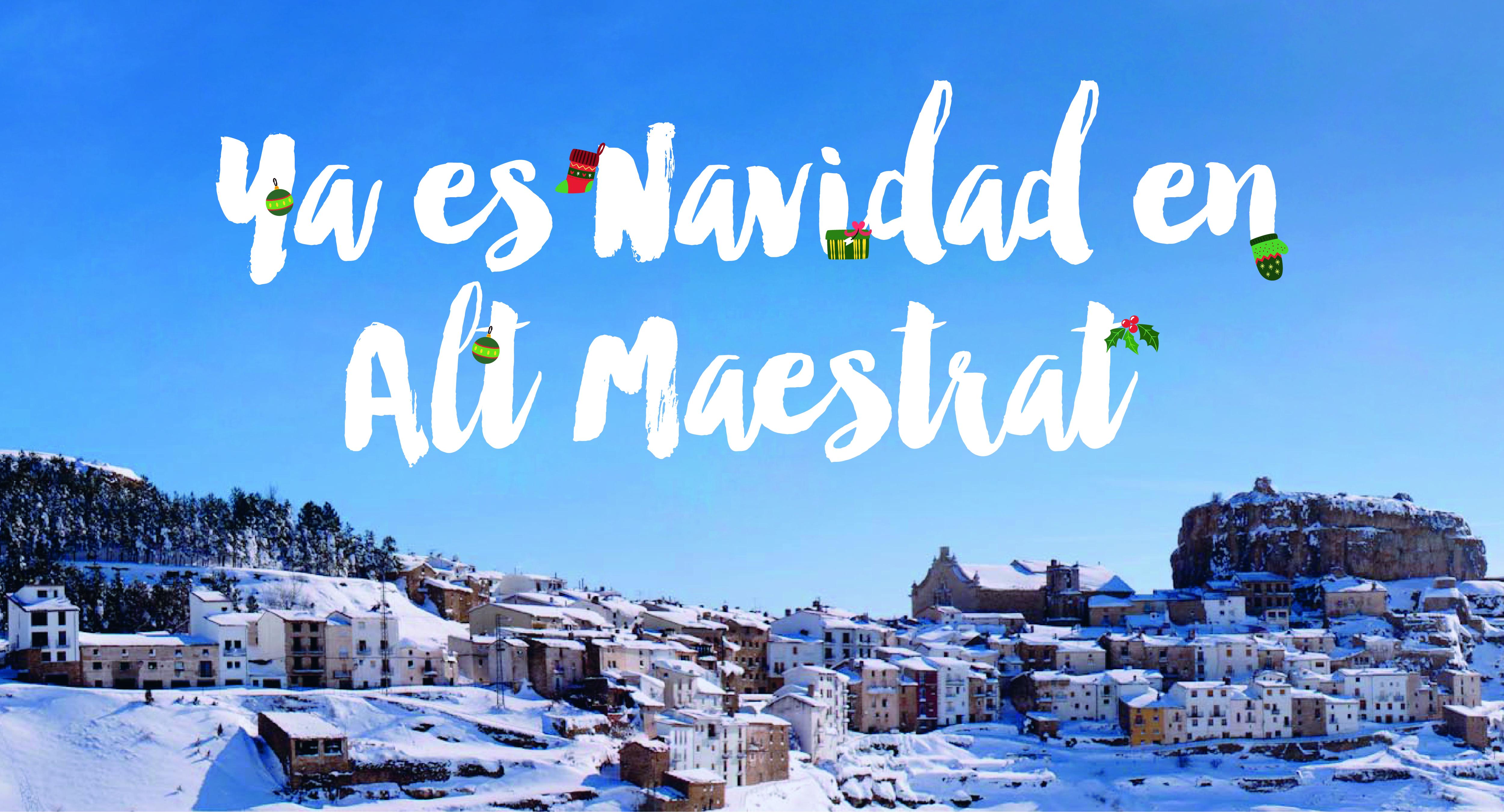 Actividades navideñas en Alt Maestrat