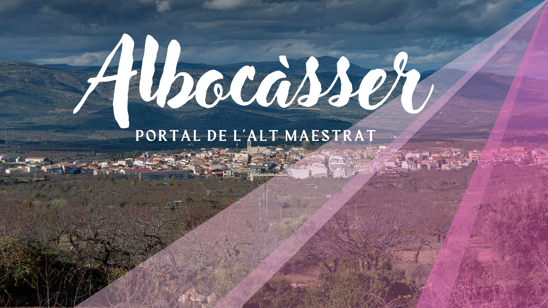 Albocasser portal de l'Alt Maestrat