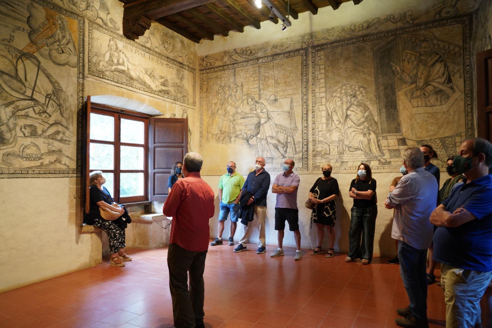 El legado de los cátaros en el Alt Maestrat se analiza y glorifica en Sant Pau de Albocàsser